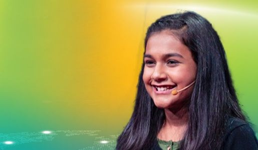 15-year-old Indian-American Gitanjali named first-ever TIME 'Kid of the Year'