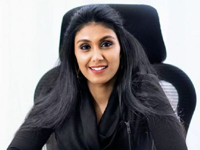 With a networth of Rs 54,850 cr, HCL's Roshni Nadar richest woman in India