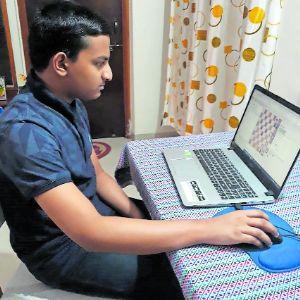 Kulkarni grabs State-level online blitz chess title