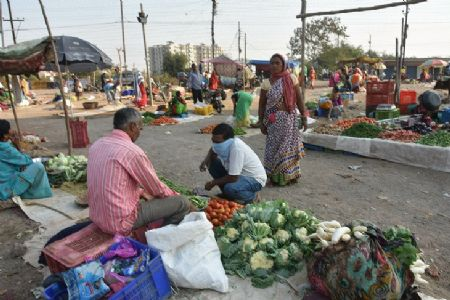 Veggie prices up by 25%