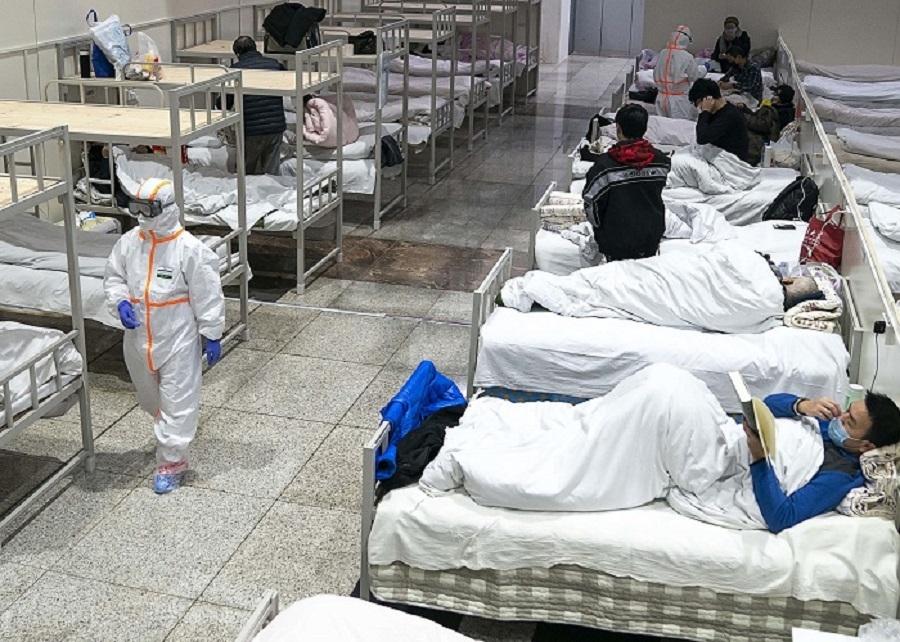 Coronavirus death toll ri