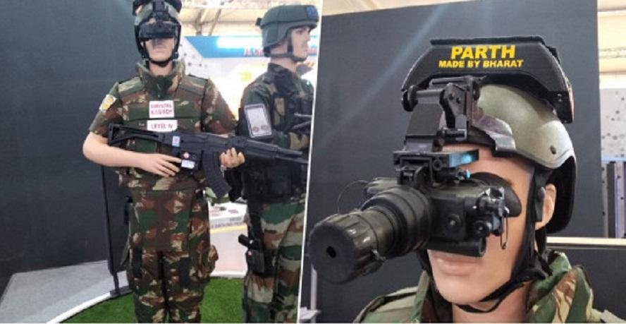 Army firm develop worlds