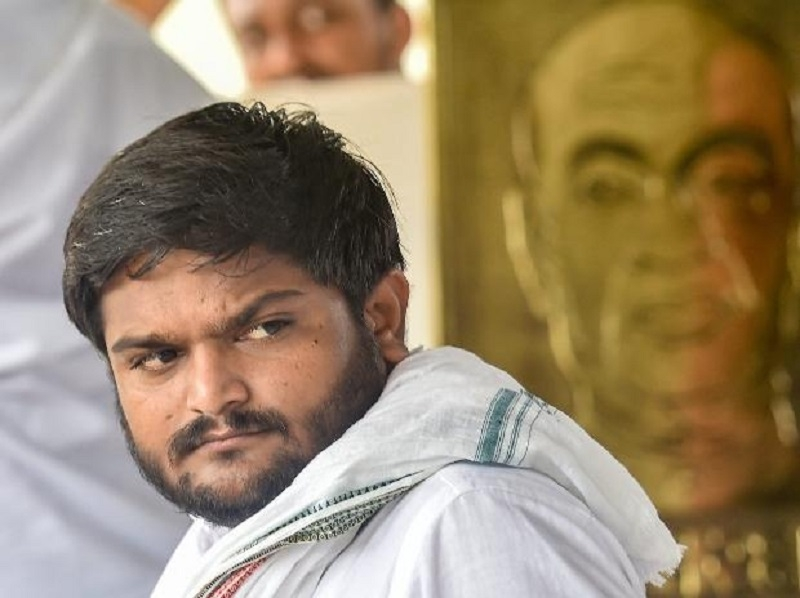 Hardik Patel untraceable