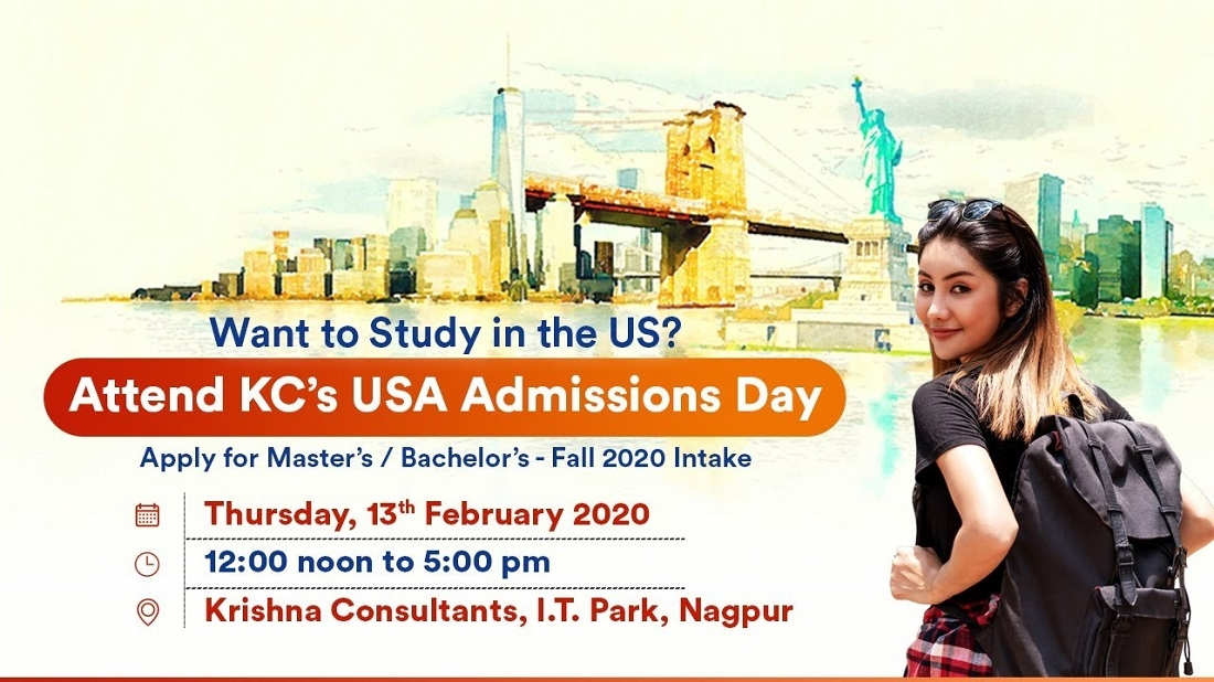 US Admissions Day at Kris
