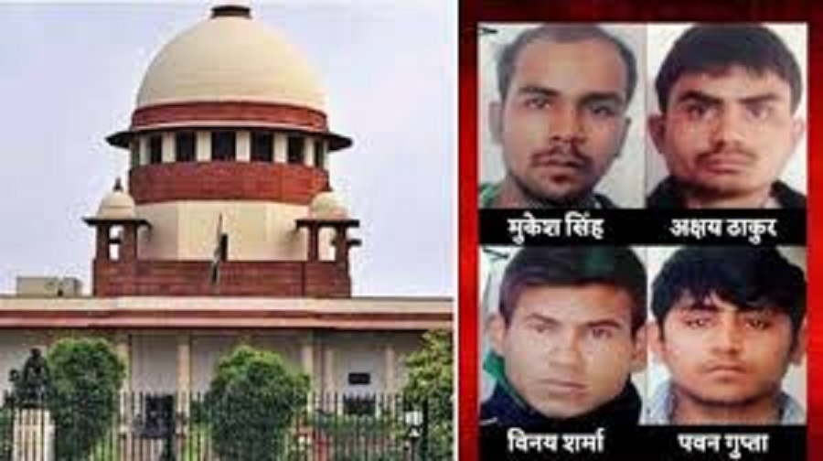SC notice to Nirbhaya con
