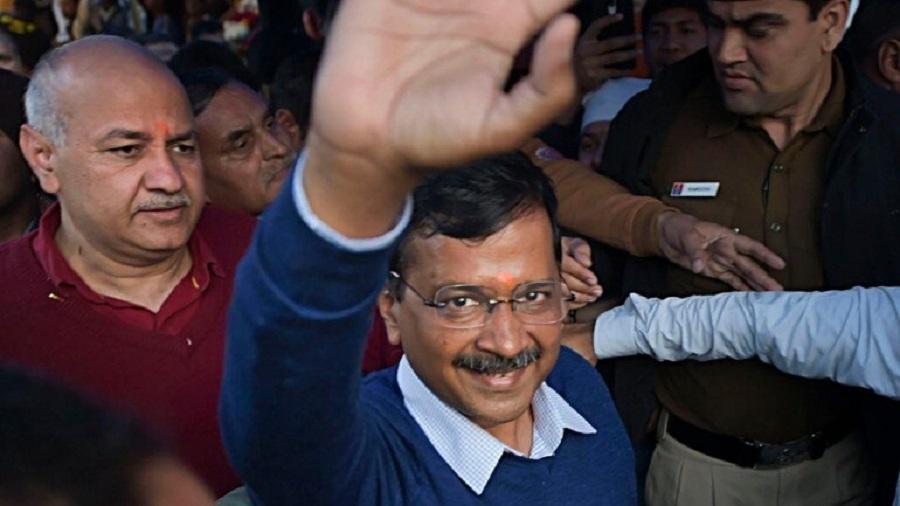 Kejriwal to take oath on