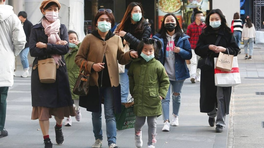 Coronavirus toll soars to