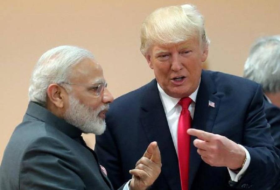 Trump Modi to discuss tra