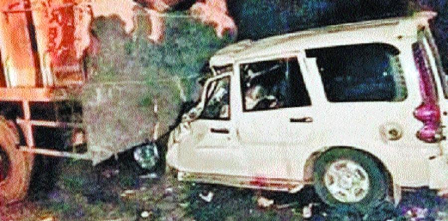 Six killed seven injured