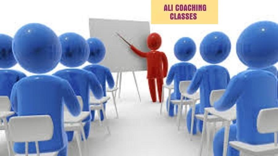 Ali Coaching Classes open