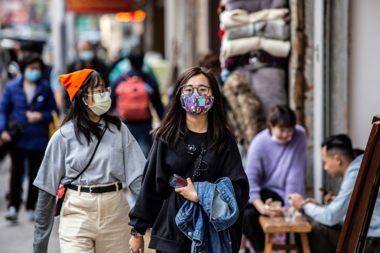 Asian markets fall on fea