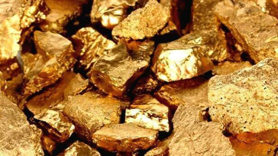 3000 tonnes of gold _1&n
