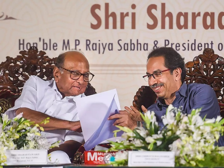 Thackeray meets Dy CM Sh