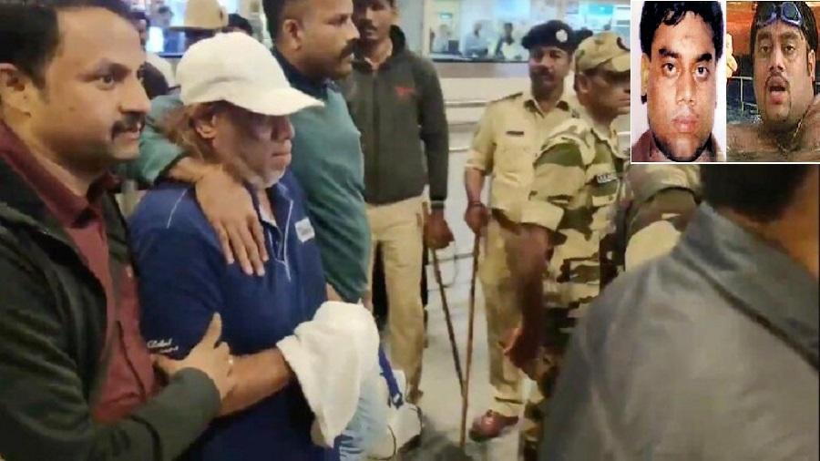 Gangster Ravi Pujari arre