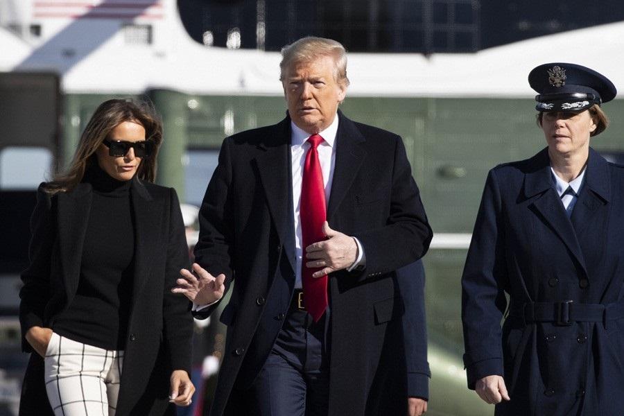 Trump is 7th US President