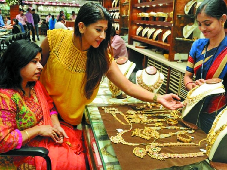 Gold prices touch all tim