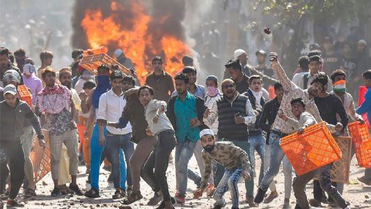 Violence rocks Delhi again, death toll 13