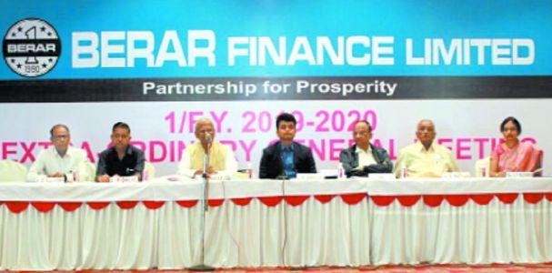 Berar Finance announces equity raise from Amicus Capital