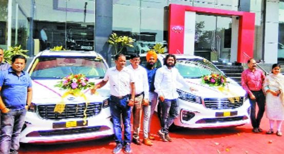 Jaika Kia delivers its first 'Carnival'