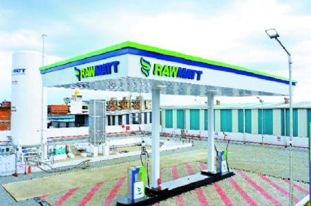 Rawmatt to open 3 more LNG outlets