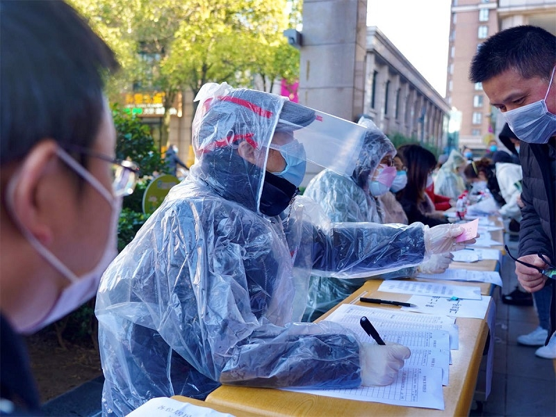 Death toll in Chinas coro