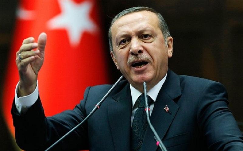 TURKEYs President Recep T