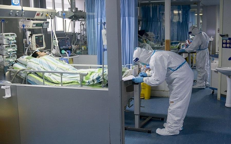 Coronavirus toll in China