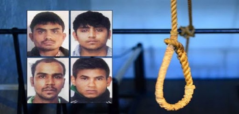 Nirbhaya convicts have to