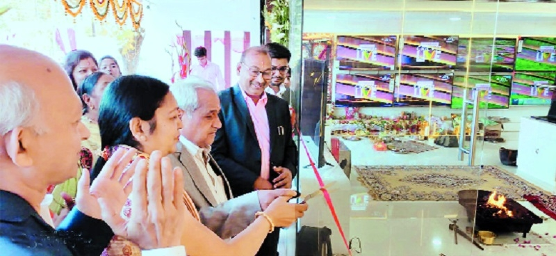 Bhagwati Electronics luck