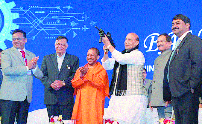 200 MoUs signed at DefExp