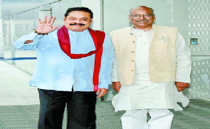 SRI LANKAN Prime Minister