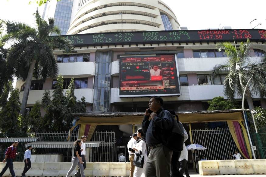SENSEX, NIFTY LOG STEEPEST EVER ONE-DAY FALL