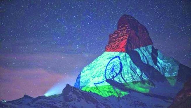 Matterhorn mountain _1&nb