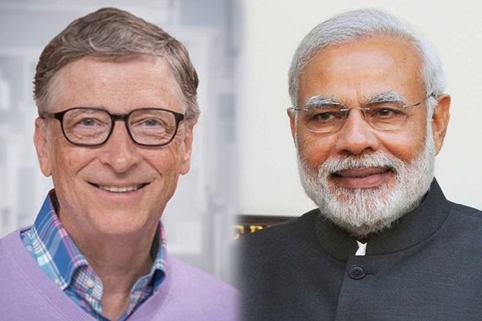Modi Bill Gates_1&n