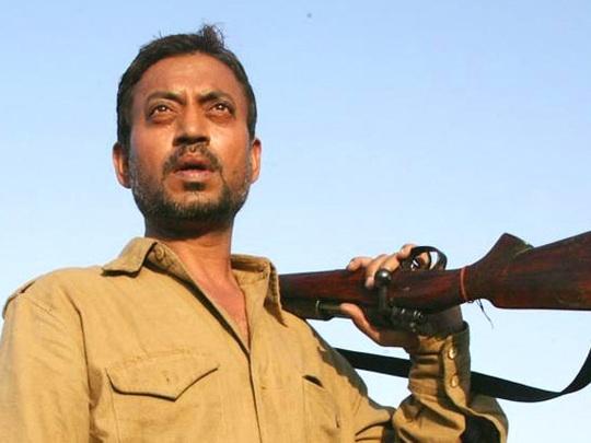 Irrfan Khan Paan Singh To