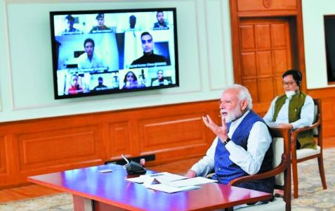 PM reaffirmed my belief that we can't let our guard down: Sachin