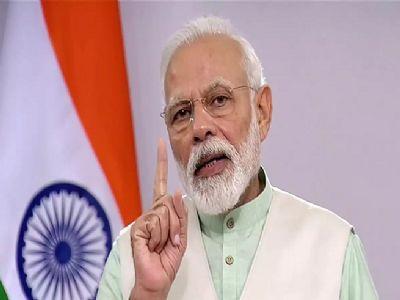 Light diyas on Sunday 9 pm to defeat corona darkness: Modi