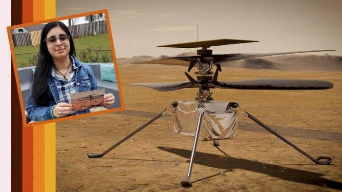 Mars helicopter_1&n