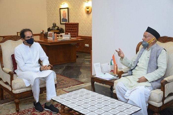 Uddhav Thackeray meets G