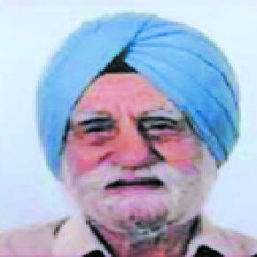 Gurdial Singh Jallanwalia