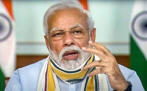 PM shares 'vikas yatra' of his 2nd term in office with people