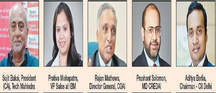 Indian economy will emerge stronger: Industry leaders