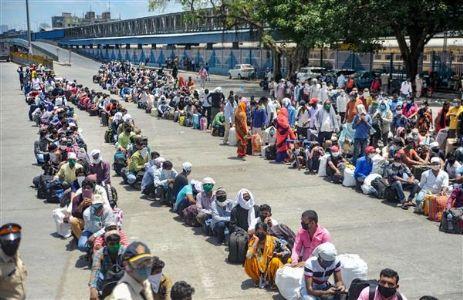HC seeks report from Mah on handling of migrants' woes