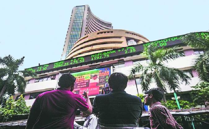 Sensex climbs 199 points_