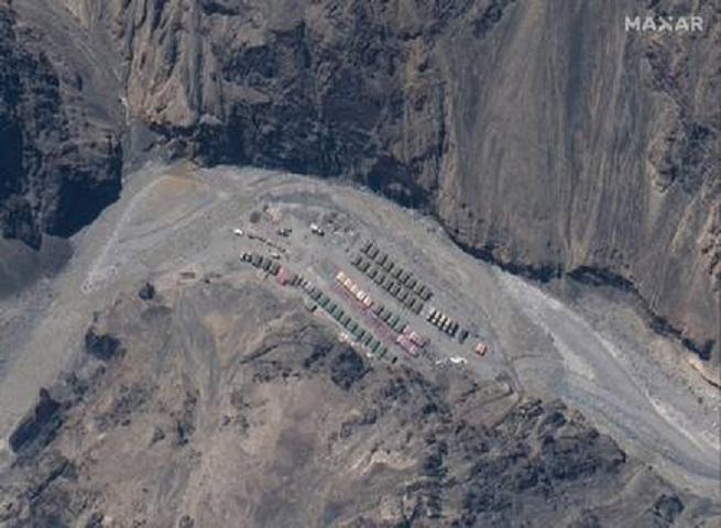 Galwan Valley in Line of