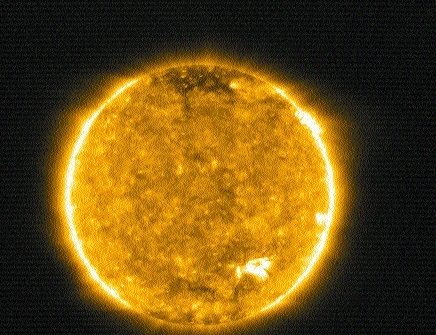Closest pics of Suns _1&n