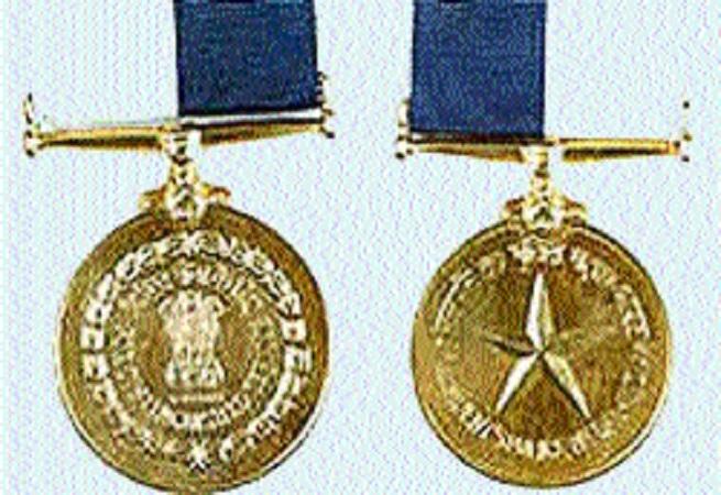 Presidents Police Medal _
