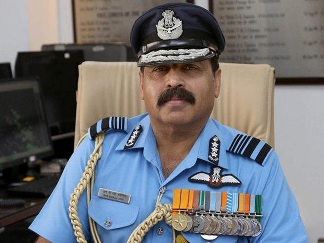 IAF chief RKS Bhadauria _