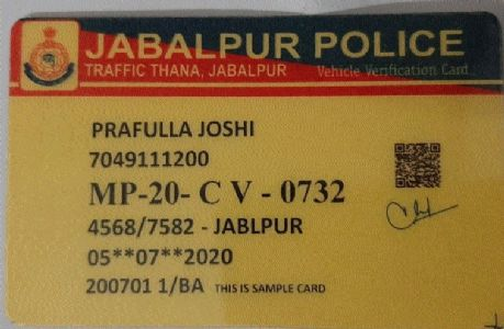 City Traffic Police's 'Yellow Card' initiative gets great response