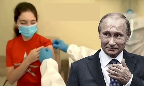 Russia develops first corona vaccine; Putin's daughter given the shot
